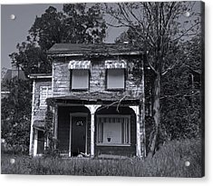 Old House 1 Acrylic Print