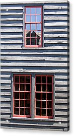 Acrylic Print featuring the photograph Old House Greenfield Village Michigan by Mary Bedy
