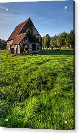 Old House In Summer  Acrylic Print by Ioan Panaite