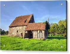 Old House  Acrylic Print by Ioan Panaite