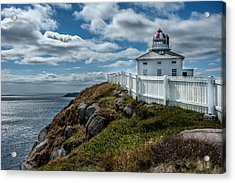 Old Light House Acrylic Print