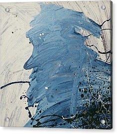 Old Man Blues  C1986 Acrylic Print