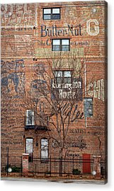 Old Market - Omaha - Metz Building - #1 Acrylic Print