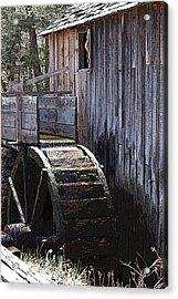 Old Mill Art01 Acrylic Print