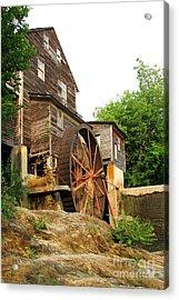 Old Mill Acrylic Print