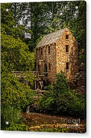 Old Mill 3 Acrylic Print
