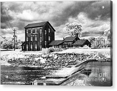 Old Mill In Frankenmuth Acrylic Print