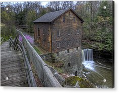 Old Mill Of Idora Park Acrylic Print