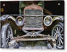 Old Model T Acrylic Print