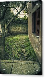 Old Place Acrylic Print by Diaae Bakri