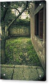 Old Place Acrylic Print by Diaae Bakri