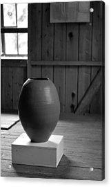 Old Pot   Acrylic Print by Tommytechno Sweden