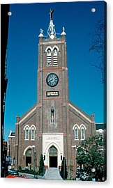 Old Saint Mary's 1956 Acrylic Print by Cumberland Warden
