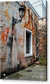 Old San Juan Jail Acrylic Print