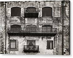 Old Savannah Acrylic Print by Mario Celzner