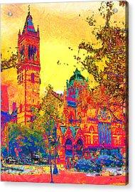 Old South Church Acrylic Print