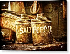 Old Spices Acrylic Print