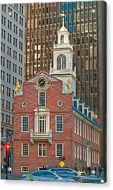 Old State House Acrylic Print