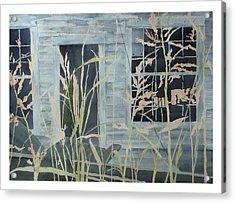 Old Store At June Bug Road Acrylic Print by Joel Deutsch