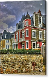 Old Style In Parame  Acrylic Print by Elf Evans