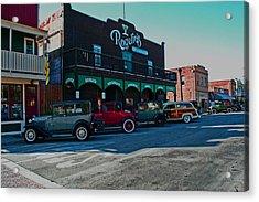 Old Town Isleton Acrylic Print
