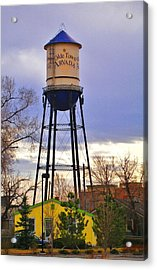 Old Towne Arvada Acrylic Print