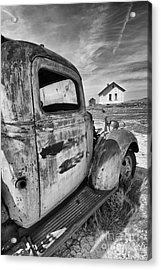 Old Truck 2 Acrylic Print