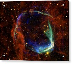 Oldest Recorded Supernova Acrylic Print by Adam Romanowicz