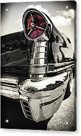 Oldsmobile Steel Acrylic Print by Caitlyn  Grasso