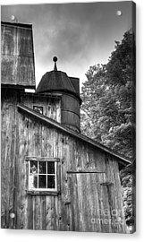 Olsen Barn At Port Oneida Acrylic Print