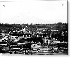 Olympia View 1910c Acrylic Print by Joe Jeffers