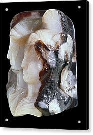 Olympias 375-316a.c.. Queen Of Macedon Acrylic Print by Everett