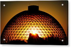Acrylic Print featuring the photograph Omaha Henry Doorly Zoo by Jeff Lowe