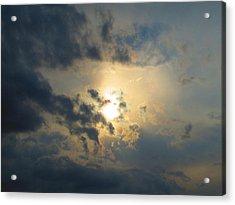 Ominous Skies Acrylic Print by Jaime Neo