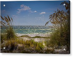 On A Clear Day Acrylic Print by Marvin Spates