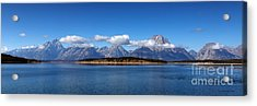 On A Clear Day Acrylic Print by Beve Brown-Clark Photography