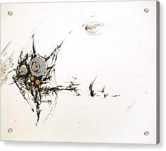 On Paper #2 Acrylic Print