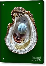 Hole In One Acrylic Print