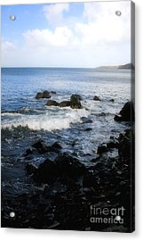 On The Rocks Acrylic Print