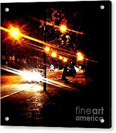 On The Way Home Tonight Acrylic Print