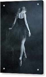 On Tip Toes Acrylic Print