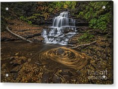 Onandaga Falls Acrylic Print