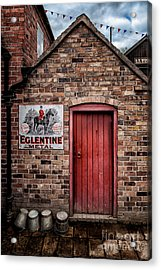 Once Upon A Time Acrylic Print by Adrian Evans