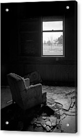 Once Upon A Time Acrylic Print by Gary Heller