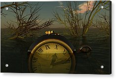 Once Upon A Time Acrylic Print by Whiskey Monday