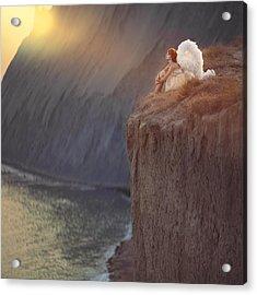 One Angel's Story Acrylic Print