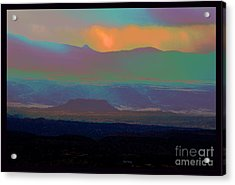One Enchanted Evening Acrylic Print