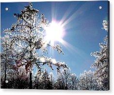 One Enchanted Morning Acrylic Print