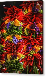 One Hot Minute Acrylic Print by CarolLMiller Photography