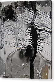 One Night In Paris Acrylic Print